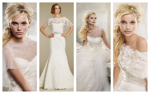 {Modern Modesty} Bridal Style by Nina Renee Designs