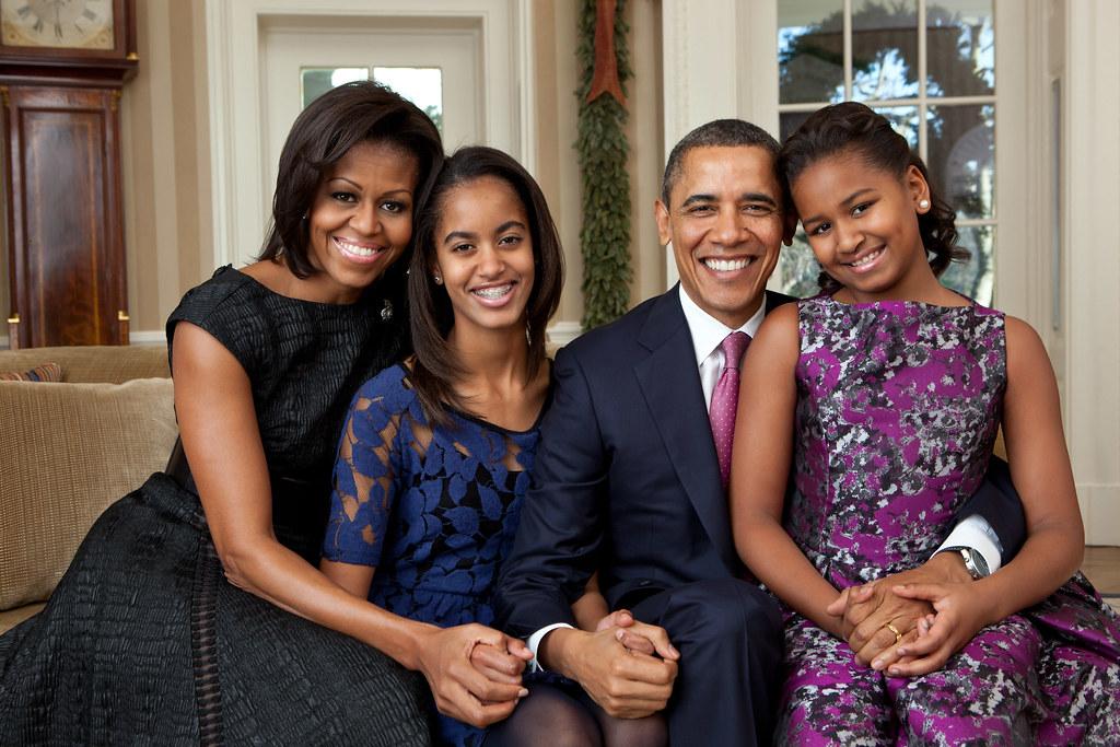 President Obama - Magazine cover