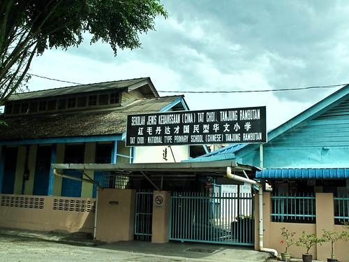 IMG_0152 达才小学,红毛丹埠