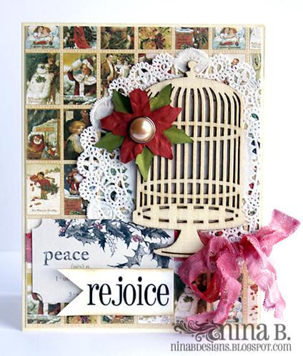 Peace Rejoice