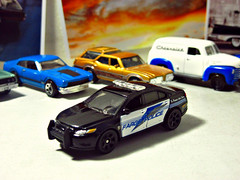 FORD TAURUS POLICE INTERCEPTOR
