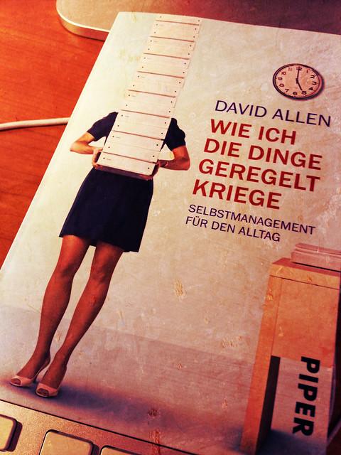 GTD-Buch von David Allen