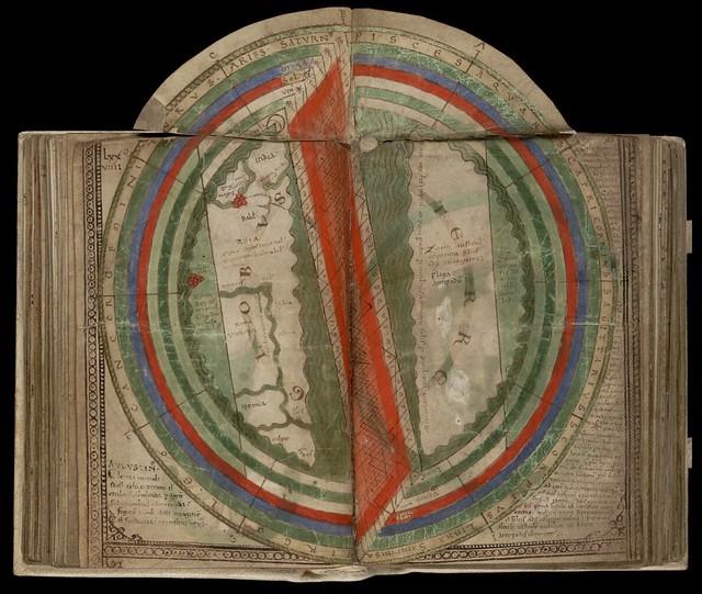 Liber Floridus - Globus Terre