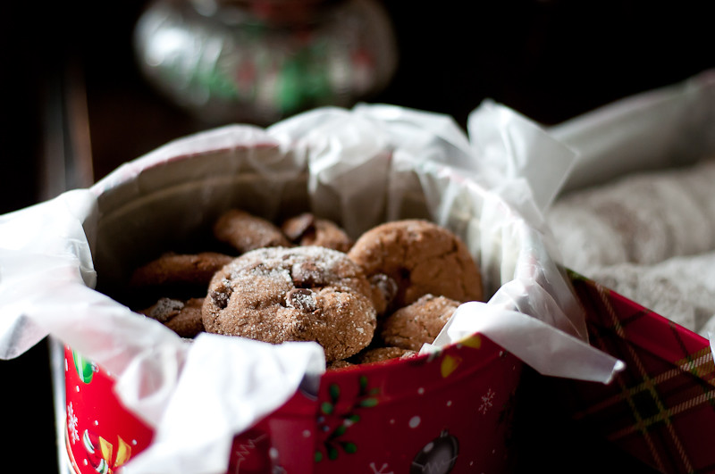 ... , Gluten-Free Chewy Chocolate Gingerbread Cookies | Cafe Johnsonia