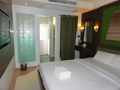 Duur hotel in Bangkok