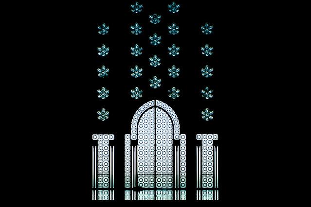 Maroc 2011 - Mosquée Hassan II - Casablanca