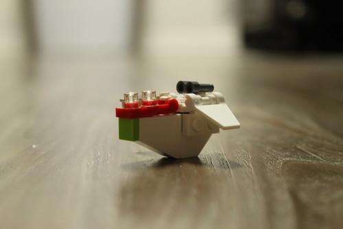 Day 15 - Republic Attack Gunship