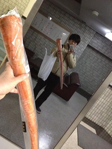 長にんじん(青森産)198円
