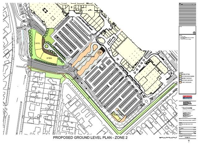 Chadstone Plan:注意计划新的公交车互换