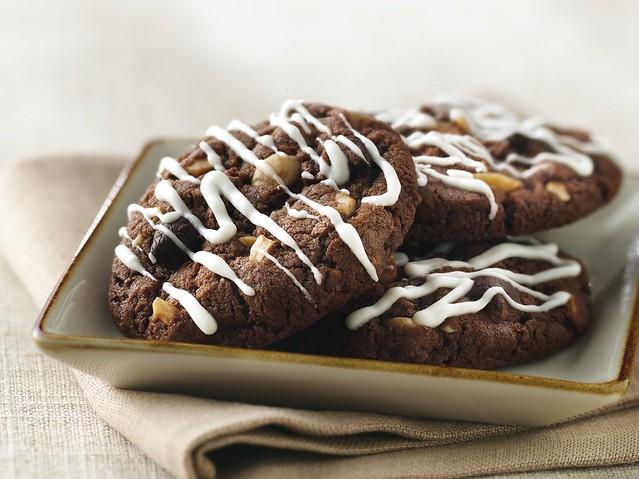 Chocolate Hazelnut Cookies Recipe | Flickr - Photo Sharing!