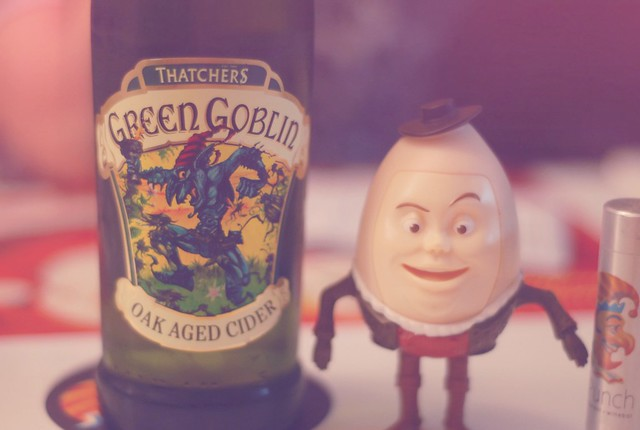 Humpty & Green Goblin