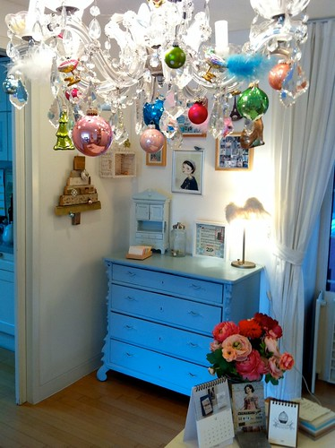 Craftroom corner