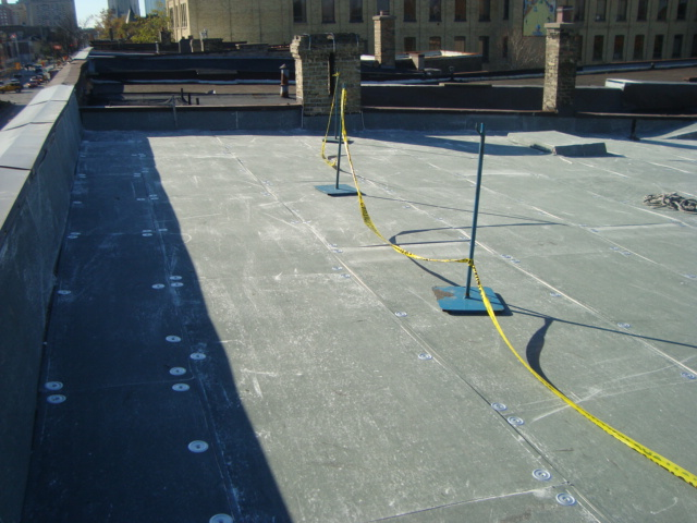 Pharmacy EPDM Roof System