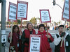 6,000 California RNs Hold One-Day Strike: Dec 22