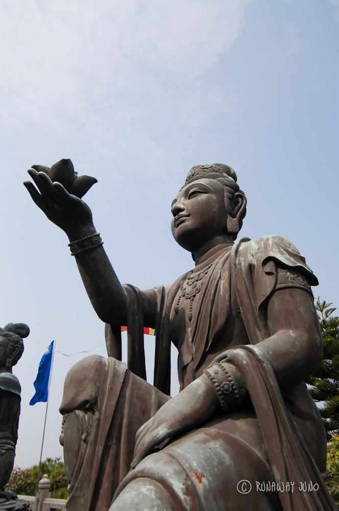 One of Bodhisattvas