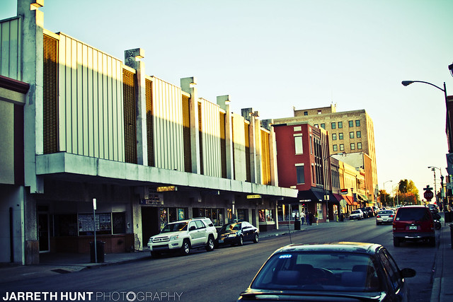 downtown springfield mo shopping