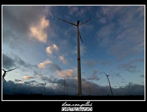 onshore windpark