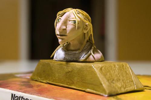 Bust of Zoe