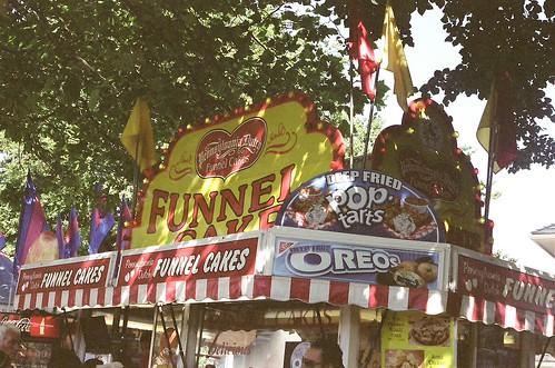 Carnival fare