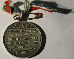 El Sitio Excursion medal