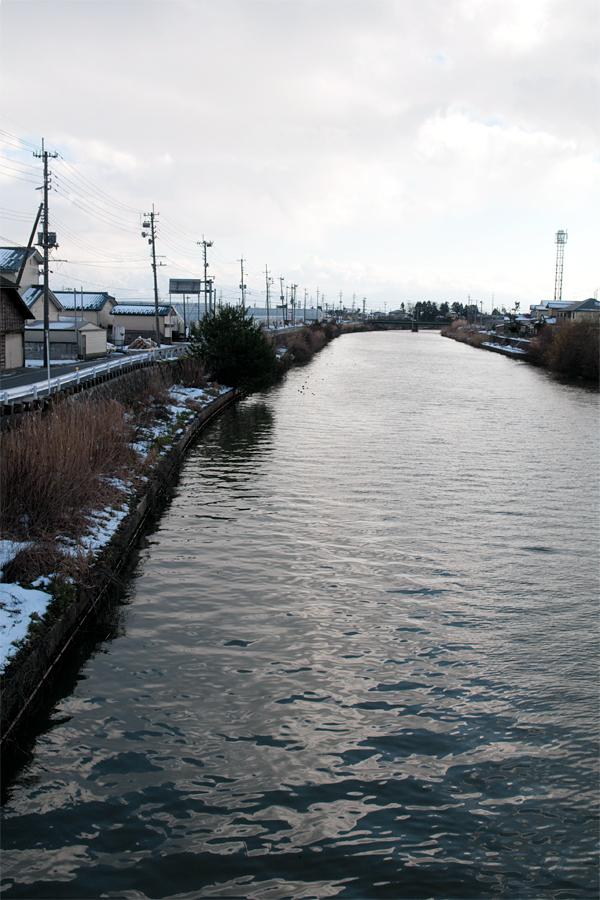 荒井郷川|新潟県新潟市