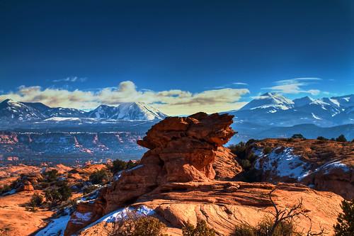 無料写真素材, 自然風景, 山, 岩山, 風景  アメリカ合衆国, ロッキー山脈