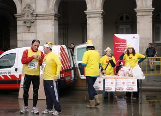 Puesto de recogida de alimentos para la Cocina Económica de A Coruña IMG_3076a