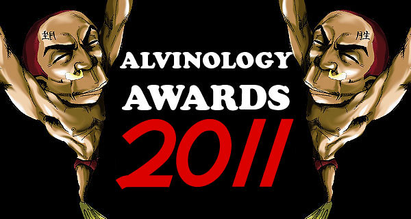Alvinology Award 2011 - a look back at the best blog posts on Alvinology.com in 2011