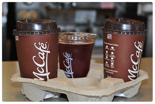 McCafe Coffee's