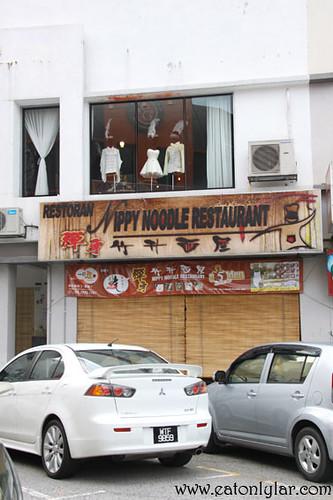 Nippy Noodle Restaurant, Kuala Lumpur