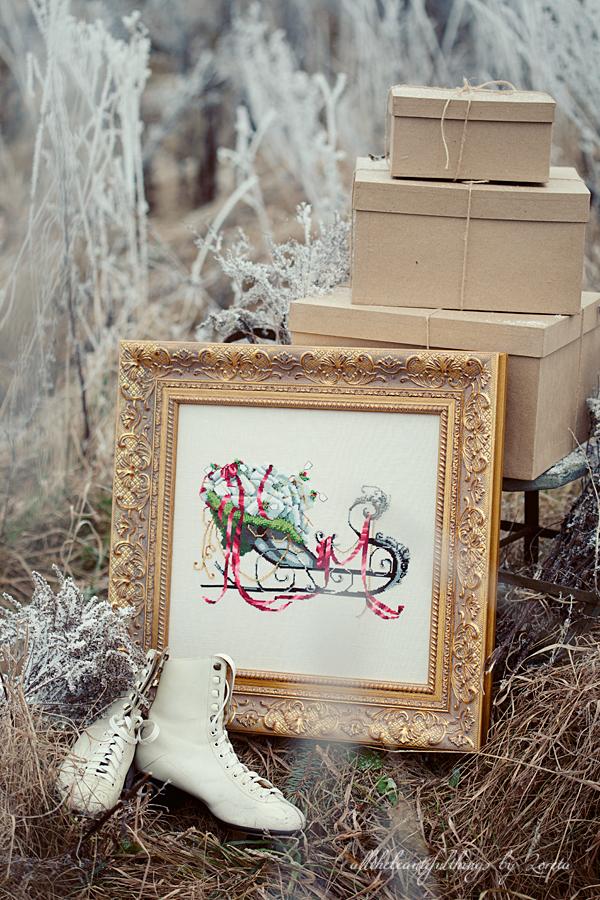 Mirabilia - Santas Sleigh