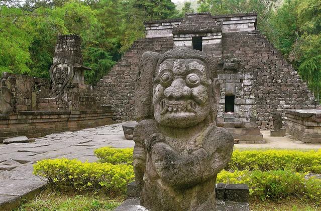 Candi Sukuh, Gunung Lawu, Jawa Tengah