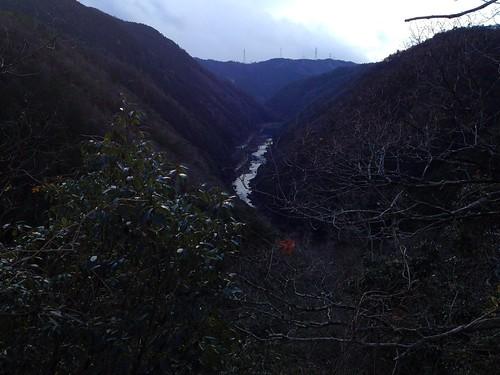 保津峡を望む by Nakai Nakaya