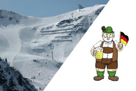 Jak lyžují Němci