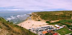 Praia de Ribeira d'Ilhas (Ericeira, Portugal)