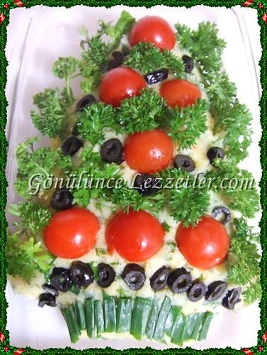 patatesli çam ağacı salatası 1