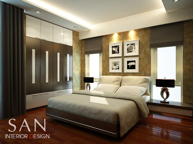 Nam dinh villas interior design master bedroom flickr for Interior design styles master bedroom