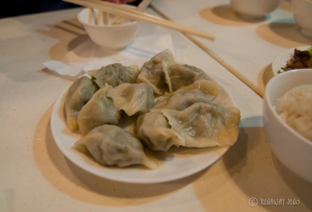 Beijing Style Dumpling