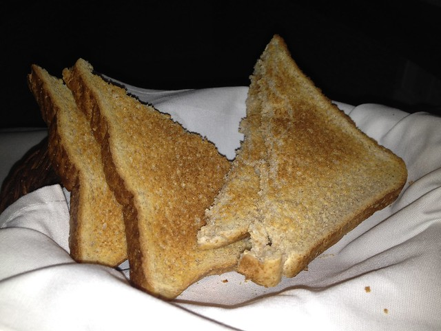 Multi-Grain Toast