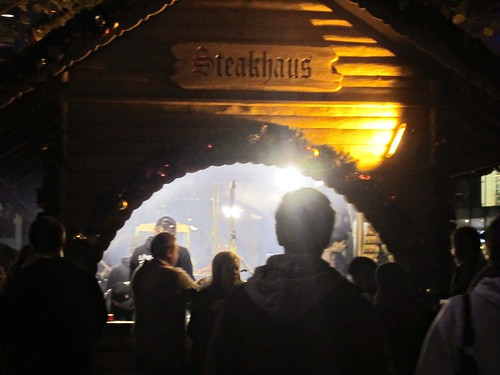 German Christmas Market Birmingham