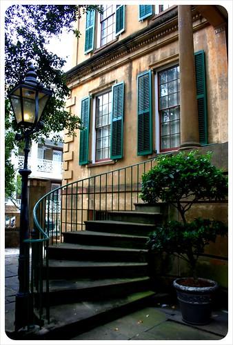 savannah historic house