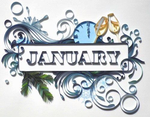 Papergraphic January