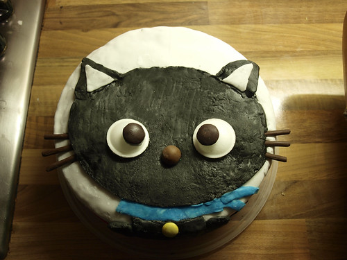 Chococat birthday cake