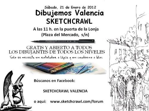 34 SketchCrawl Valencia