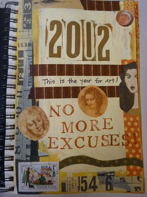 2012 Art Journal - Page 1