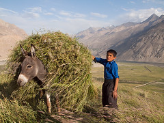 Wakhan valley