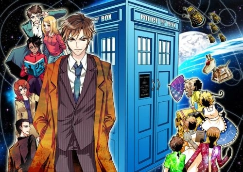 Mush-up de Doctor Who