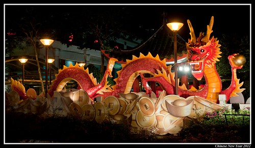 Chinese New Year 2012 by stuffed