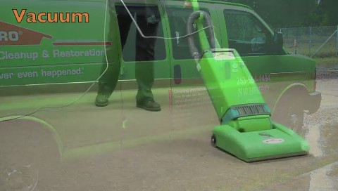 SERVPRO Of University Place / Lakewood West -Carpet cleaning