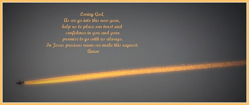 sunset sky airplane golden glow prayer jet vaportrail endofday thankssomuch endofoldyear beginningofnewyear explored1912at311